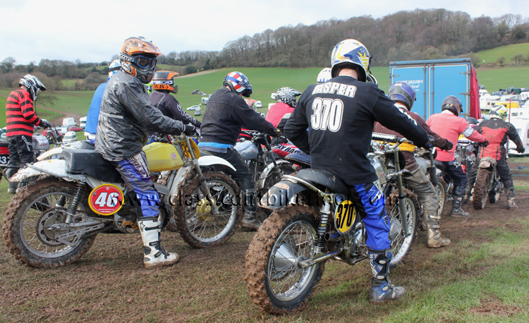 Red Marley Hill Climb 2016 Photos Pictures Report Results www.classicdirtbikerider.com 7