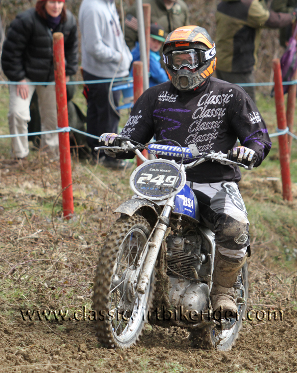Red Marley Hill Climb 2016 Photos Pictures Report Results www.classicdirtbikerider.com 70