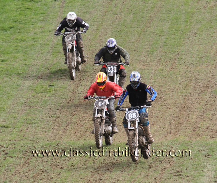 Red Marley Hill Climb 2016 Photos Pictures Report Results www.classicdirtbikerider.com 72