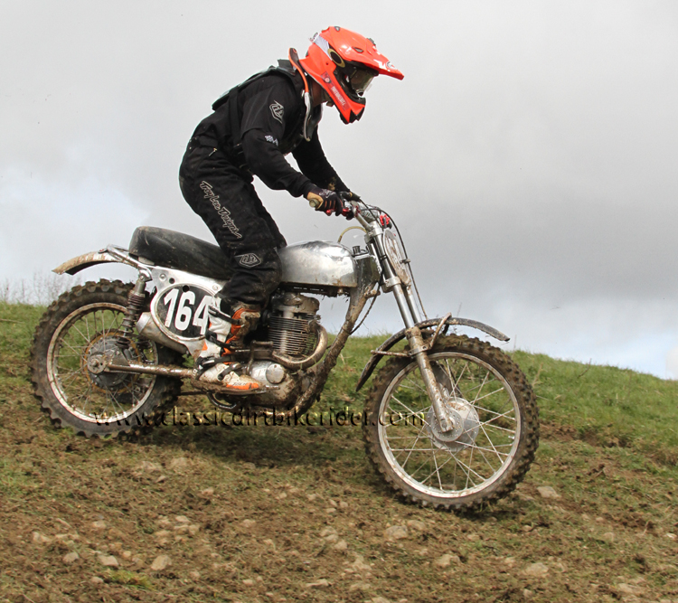 Red Marley Hill Climb 2016 Photos Pictures Report Results www.classicdirtbikerider.com 76