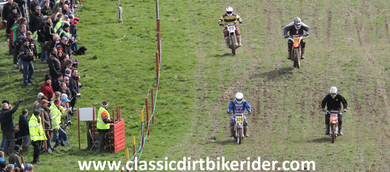 Red Marley Hill Climb 2016 Photos Pictures Report Results www.classicdirtbikerider.com 77