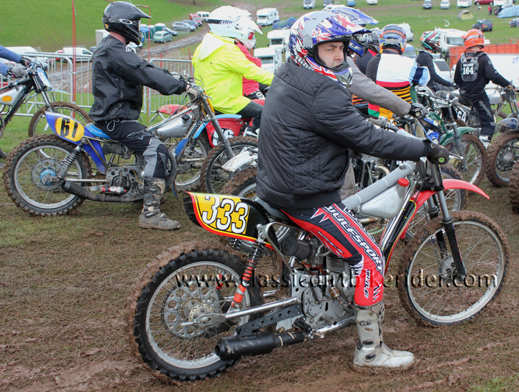 Red Marley Hill Climb 2016 Photos Pictures Report Results www.classicdirtbikerider.com 8