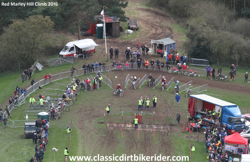 Red Marley Hill Climb 2016 Photos Pictures Report Results www.classicdirtbikerider.com 82