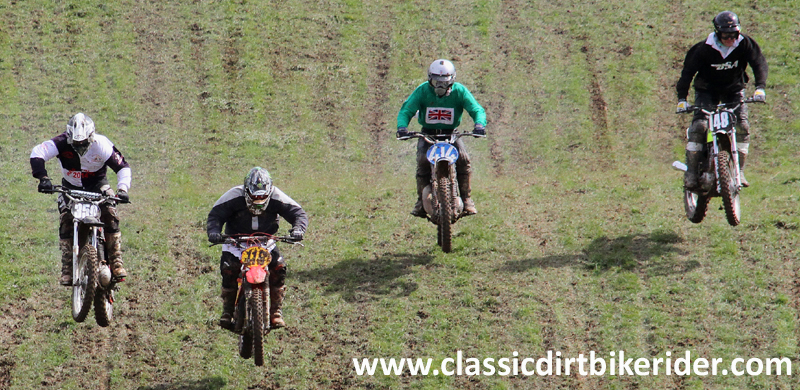 Red Marley Hill Climb 2016 Photos Pictures Report Results www.classicdirtbikerider.com 87