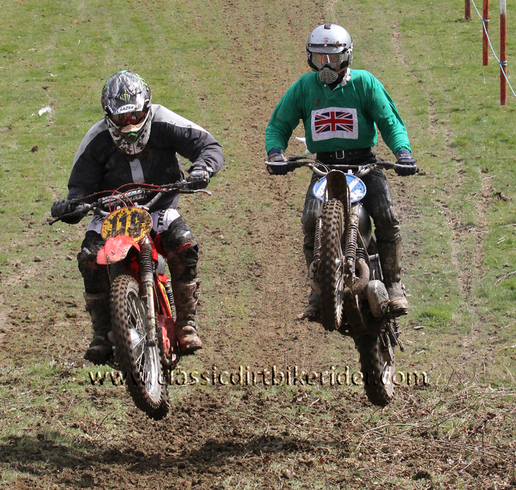 Red Marley Hill Climb 2016 Photos Pictures Report Results www.classicdirtbikerider.com 88