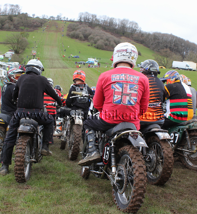 Red Marley Hill Climb 2016 Photos Pictures Report Results www.classicdirtbikerider.com 9