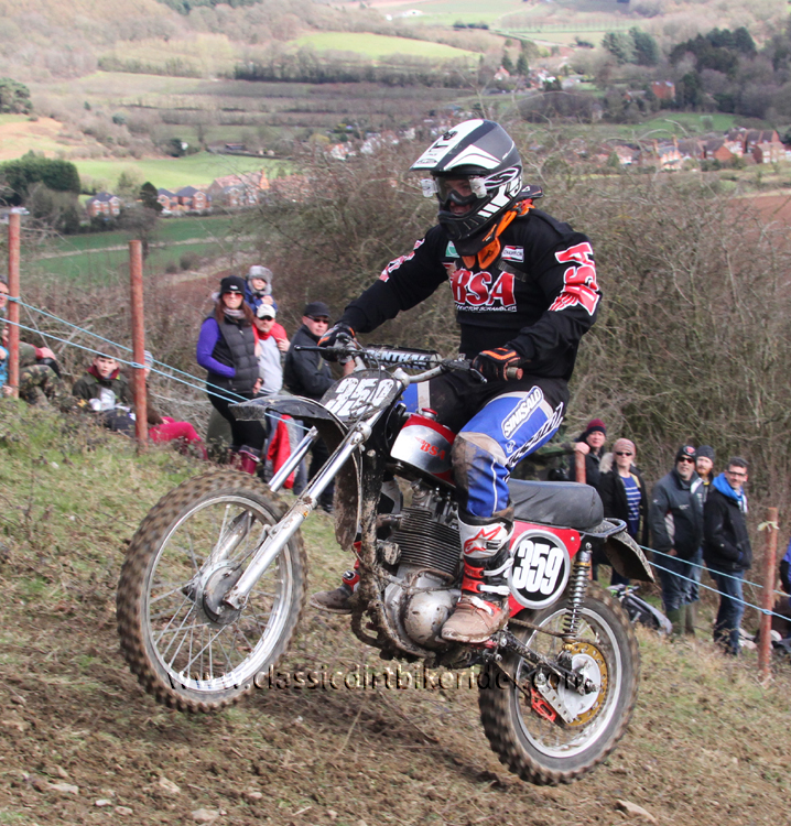 Red Marley Hill Climb 2016 Photos Pictures Report Results www.classicdirtbikerider.com 94