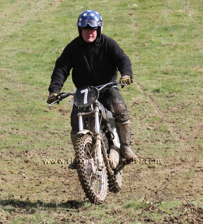Red Marley Hill Climb 2016 Photos Pictures Report Results www.classicdirtbikerider.com 96