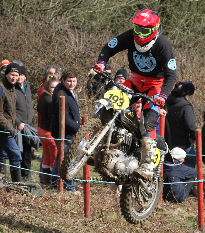 Red Marley Hill Climb 2016 Photos Pictures Report Results www.classicdirtbikerider.com 97