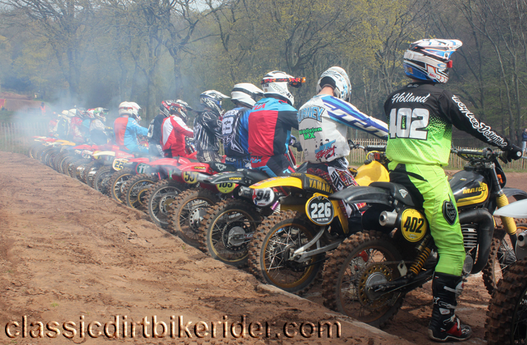 classicdirtbikerider.com Round 2 National Twinshock Championship 2016 Hawkstone Park April 30th (13)