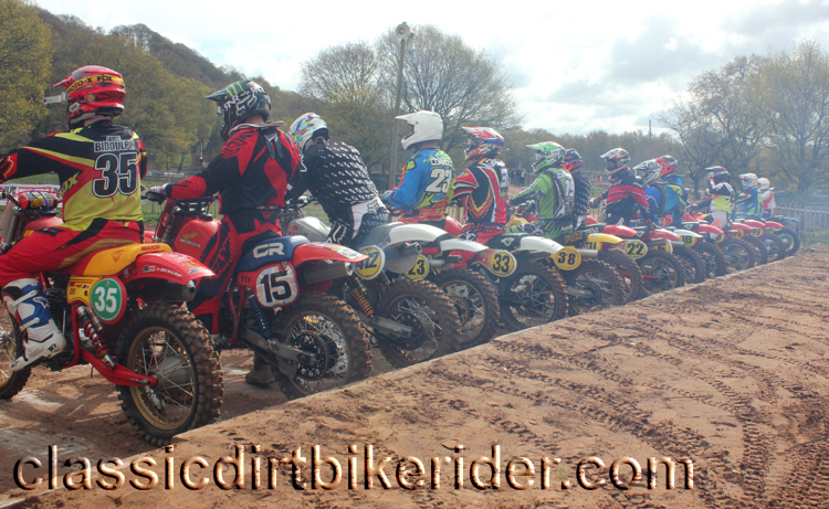 classicdirtbikerider.com Round 2 National Twinshock Championship 2016 Hawkstone Park April 30th (14)