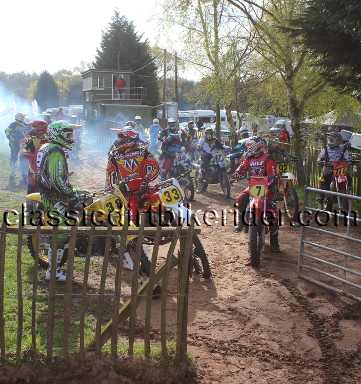 classicdirtbikerider.com Round 2 National Twinshock Championship 2016 Hawkstone Park April 30th (2)