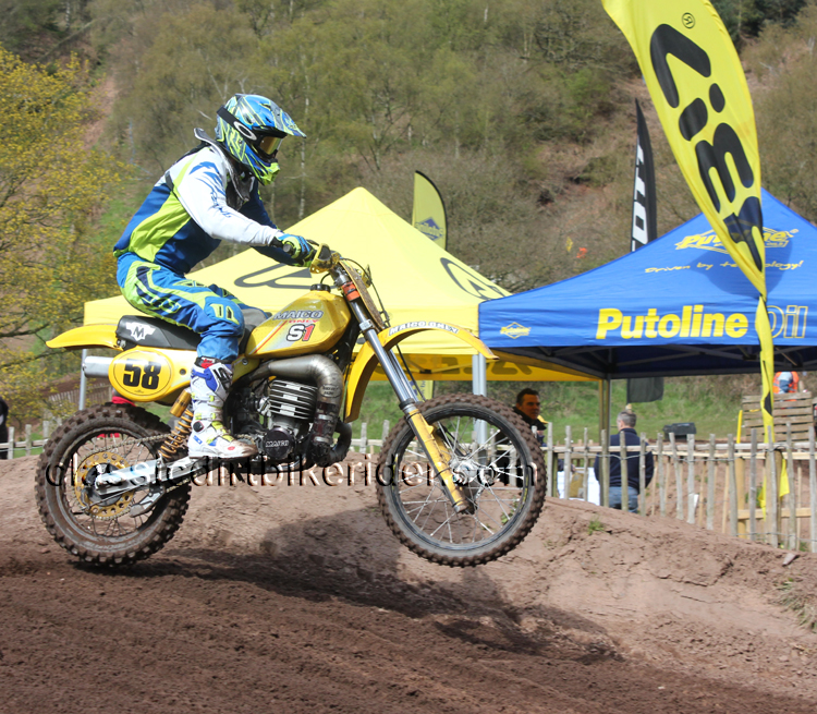 classicdirtbikerider.com Round 2 National Twinshock Championship 2016 Hawkstone Park April 30th (24)