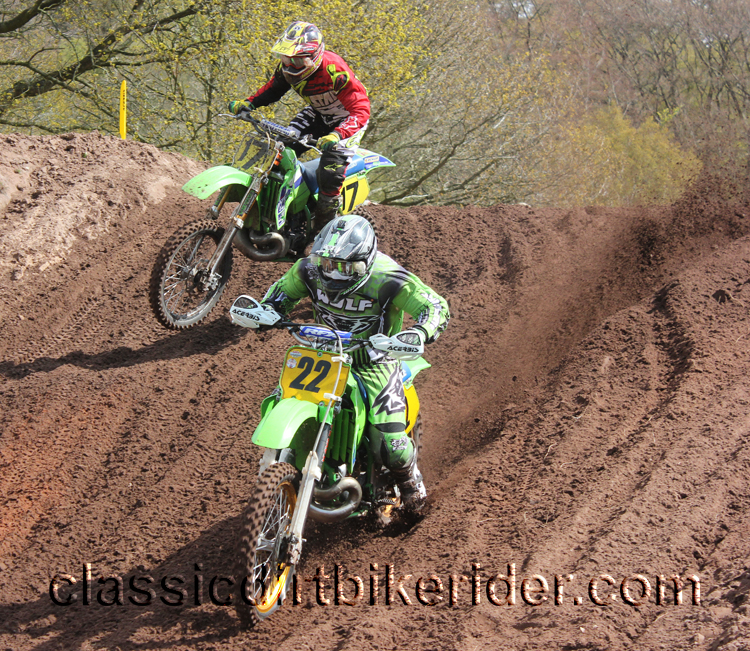 classicdirtbikerider.com Round 2 National Twinshock Championship 2016 Hawkstone Park April 30th (28)