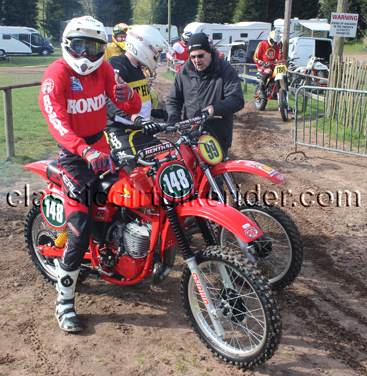 classicdirtbikerider.com Round 2 National Twinshock Championship 2016 Hawkstone Park April 30th (3)