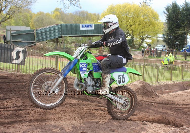 classicdirtbikerider.com Round 2 National Twinshock Championship 2016 Hawkstone Park April 30th (35)