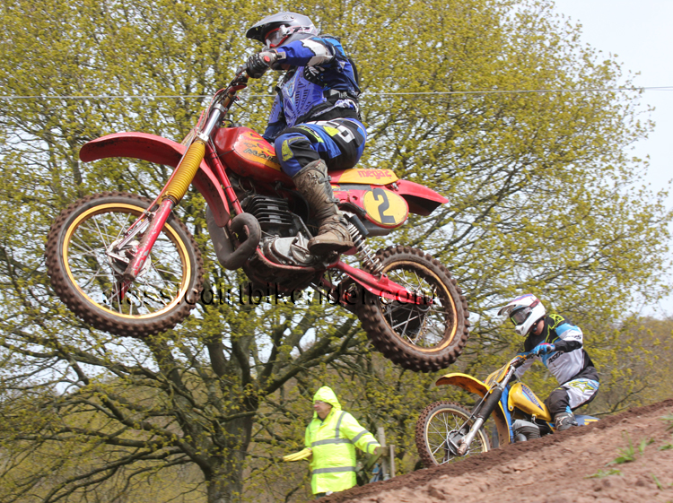 classicdirtbikerider.com Round 2 National Twinshock Championship 2016 Hawkstone Park April 30th (36)