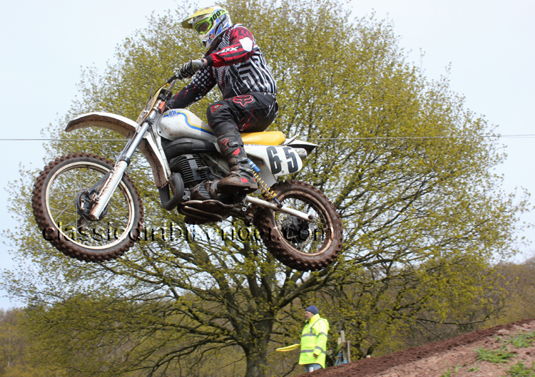 classicdirtbikerider.com Round 2 National Twinshock Championship 2016 Hawkstone Park April 30th (37)