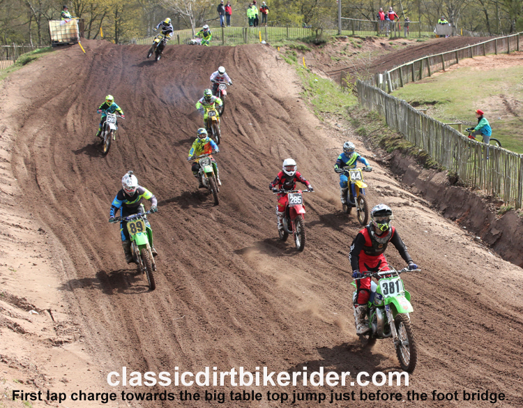 classicdirtbikerider.com Round 2 National Twinshock Championship 2016 Hawkstone Park April 30th (42)