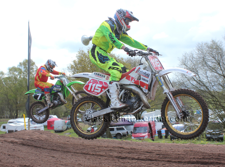 classicdirtbikerider.com Round 2 National Twinshock Championship 2016 Hawkstone Park April 30th (44)