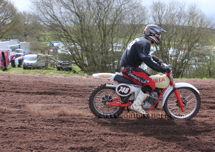 classicdirtbikerider.com Round 2 National Twinshock Championship 2016 Hawkstone Park April 30th (45)