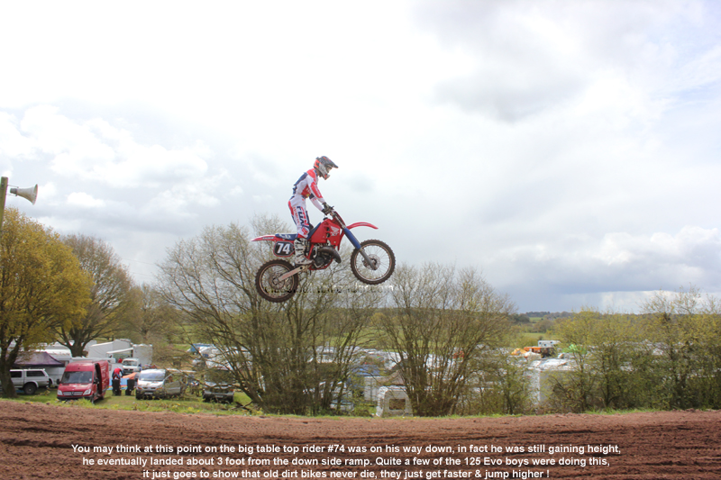 classicdirtbikerider.com Round 2 National Twinshock Championship 2016 Hawkstone Park April 30th (46)