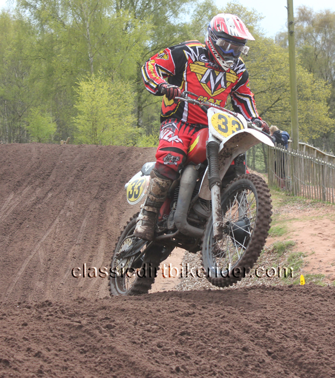 classicdirtbikerider.com Round 2 National Twinshock Championship 2016 Hawkstone Park April 30th (49)