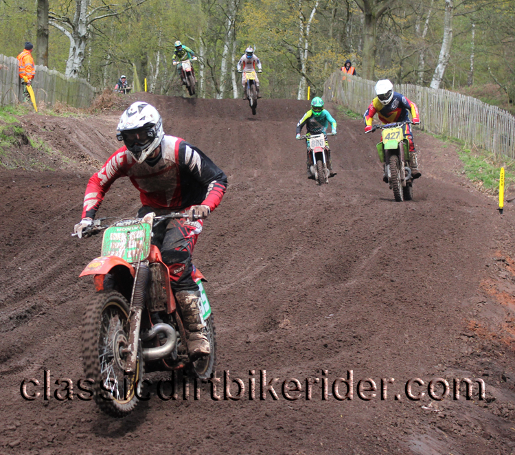 classicdirtbikerider.com Round 2 National Twinshock Championship 2016 Hawkstone Park April 30th (54)