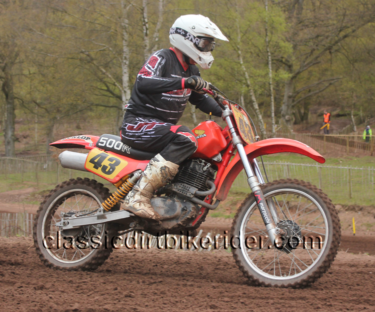 classicdirtbikerider.com Round 2 National Twinshock Championship 2016 Hawkstone Park April 30th (58)