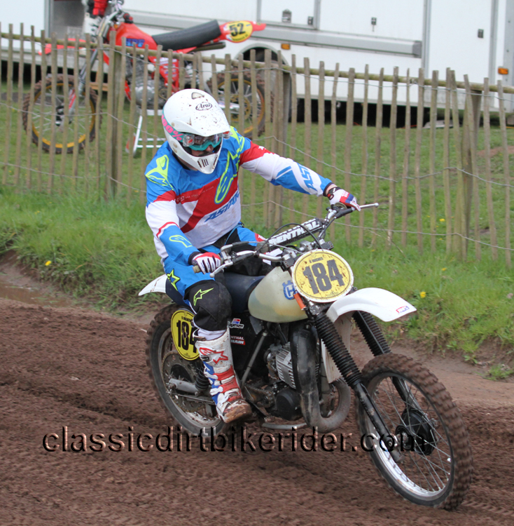 classicdirtbikerider.com Round 2 National Twinshock Championship 2016 Hawkstone Park April 30th (64)