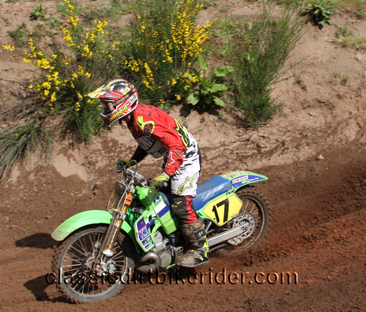 classicdirtbikerider.com Round 2 National Twinshock Championship 2016 Hawkstone Park April 30th (67)
