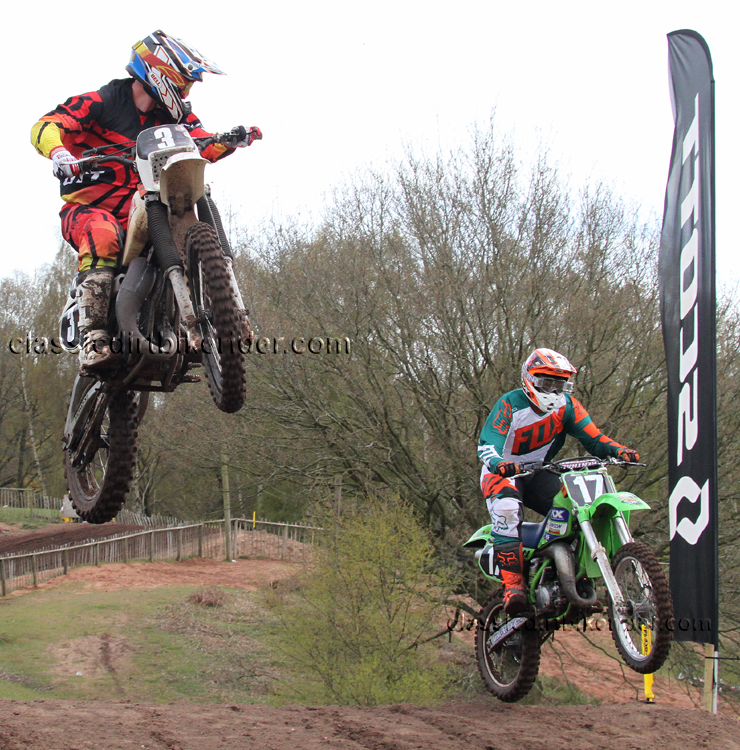 classicdirtbikerider.com Round 2 National Twinshock Championship 2016 Hawkstone Park April 30th (73)