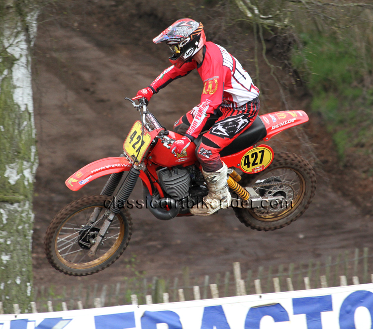 classicdirtbikerider.com Round 2 National Twinshock Championship 2016 Hawkstone Park April 30th (75)