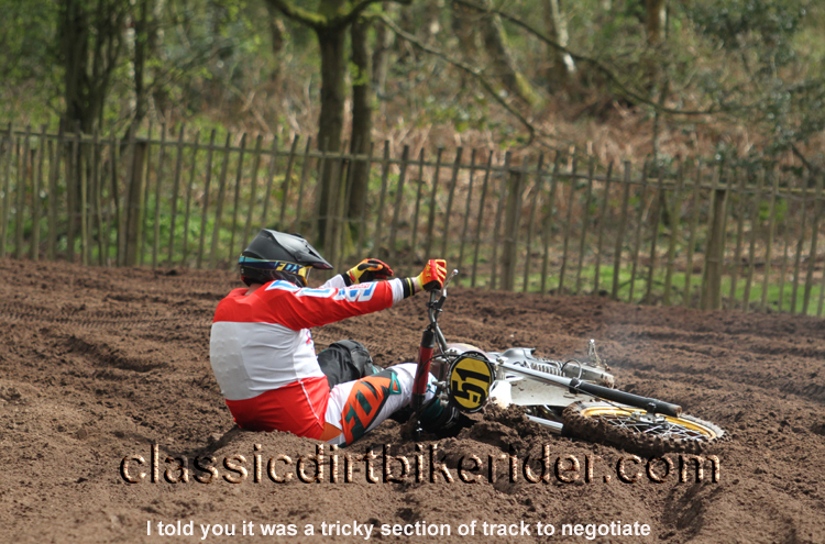 classicdirtbikerider.com Round 2 National Twinshock Championship 2016 Hawkstone Park April 30th (85)