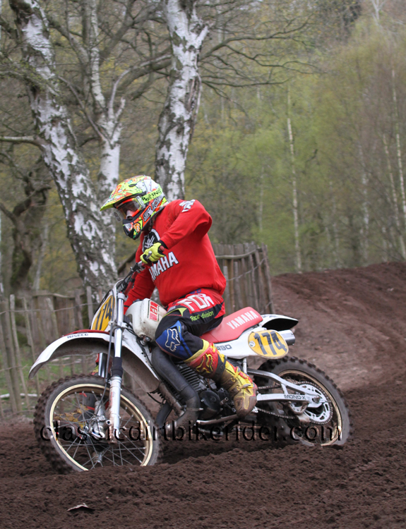 classicdirtbikerider.com Round 2 National Twinshock Championship 2016 Hawkstone Park April 30th (87)