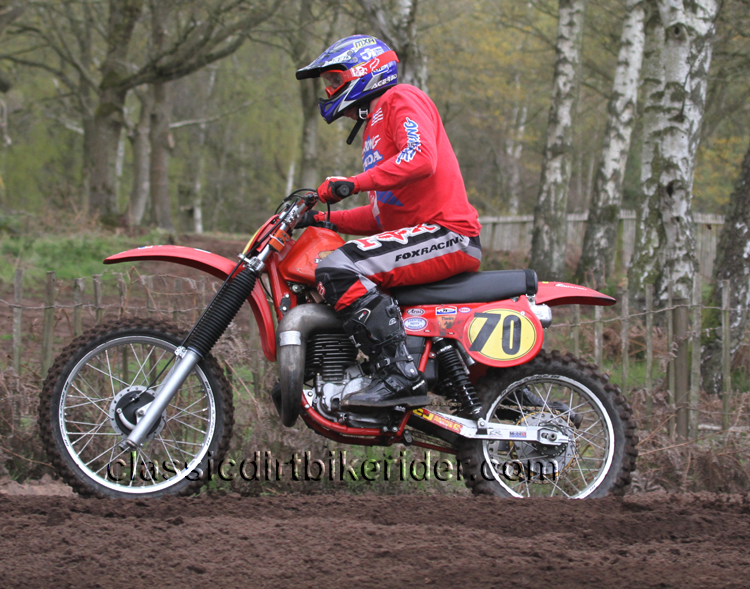 classicdirtbikerider.com Round 2 National Twinshock Championship 2016 Hawkstone Park April 30th (88)