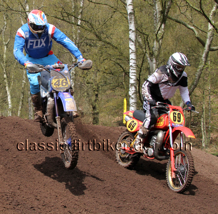 classicdirtbikerider.com Round 2 National Twinshock Championship 2016 Hawkstone Park April 30th (90)