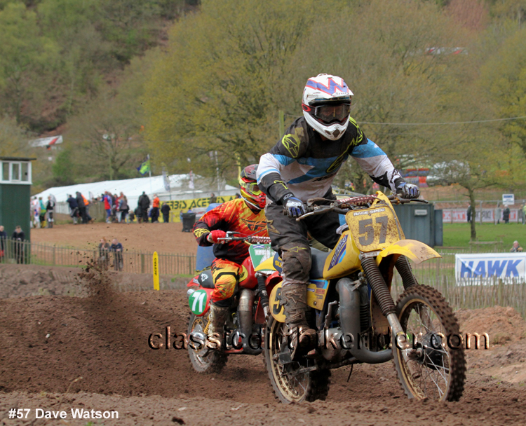 classicdirtbikerider.com Round 2 National Twinshock Championship 2016 Hawkstone Park April 30th (94)