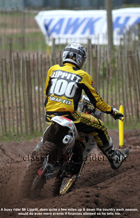 classicdirtbikerider.com Round 2 National Twinshock Championship 2016 Hawkstone Park April 30th (95)