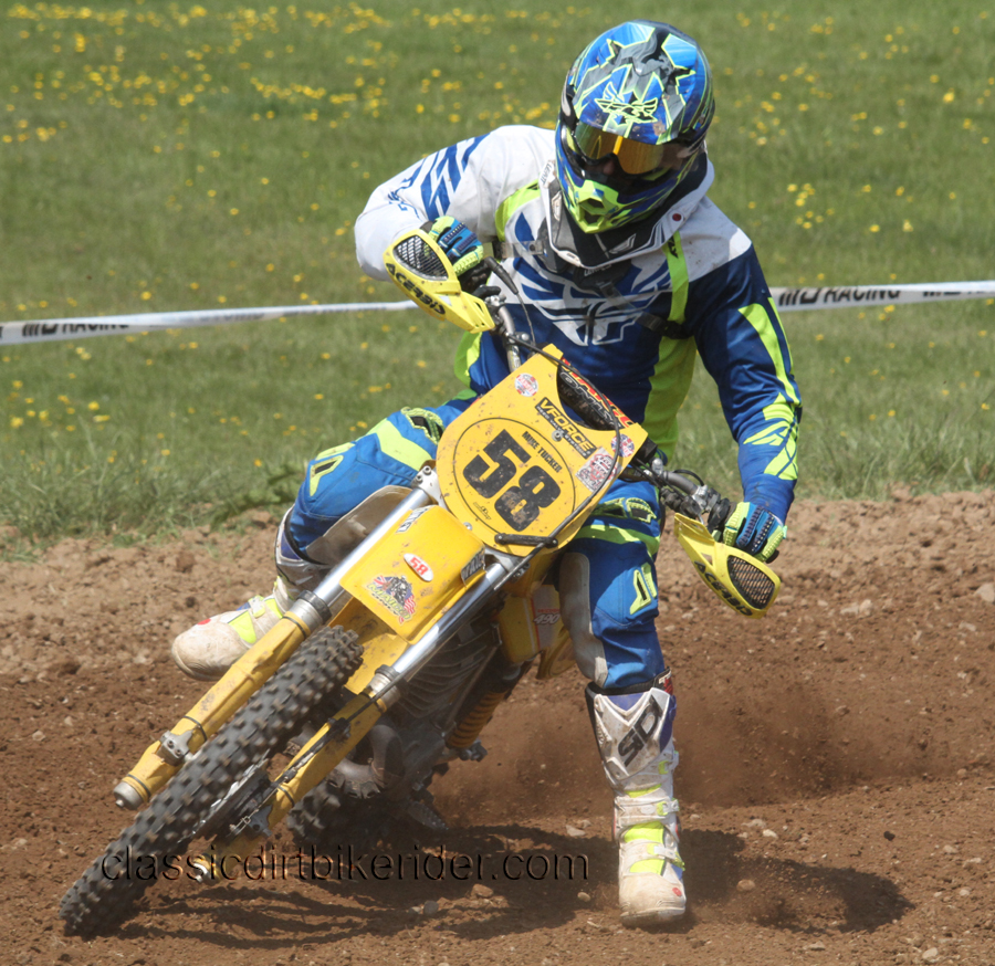 Evo Motocross National Twinshock Motocross Series 2016 Garstang Photos classsicdirtbikerider (109)
