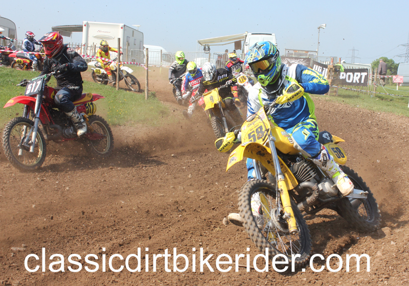 Evo Motocross National Twinshock Motocross Series 2016 Garstang Photos classsicdirtbikerider (35)