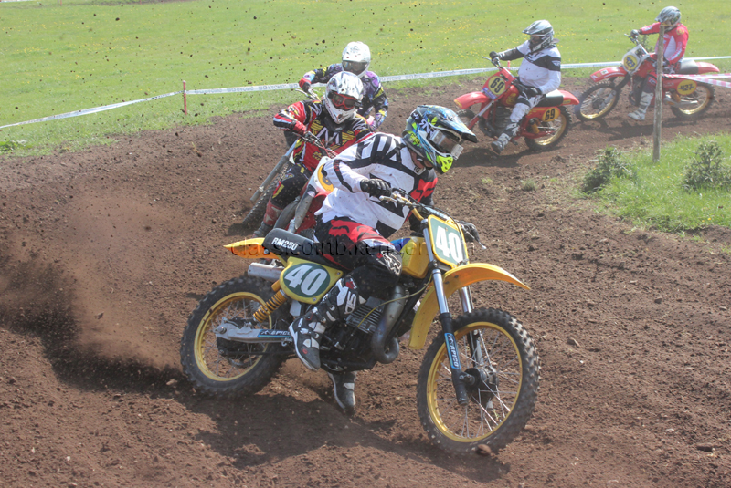 Evo Motocross National Twinshock Motocross Series 2016 Garstang Photos classsicdirtbikerider (62)